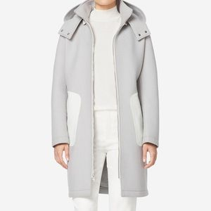Cole Haan Grand OS wool jacket